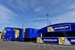 MotoGP: Novità Michelin per la gara di Misano