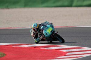 Moto3 Misano, FP3: Mir precede Binder, Bastianini è quarto