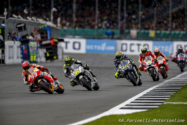 """MotoGP: Marc Marquez """"Bello correre in Italia, li dovrebbe esserci finalmente il sole"""""""