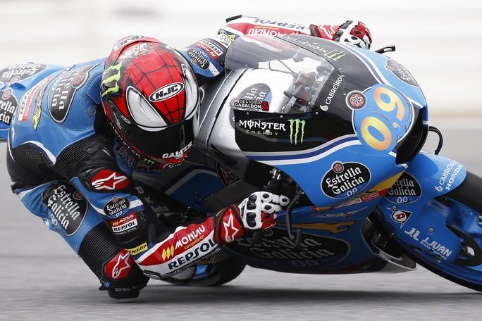 Moto3 Silverstone, FP2: Navarro è il più veloce, Di Giannantonio è terzo