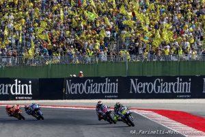 MotoGP Misano: Record di pubblico per il GP di San Marino e della Riviera di Rimini