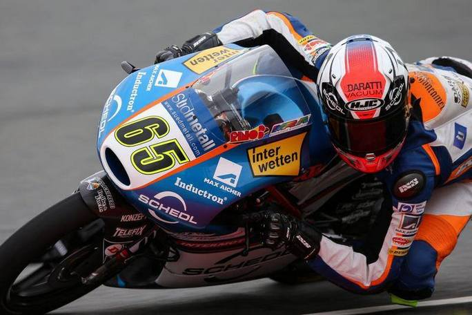 Moto3 Silverstone, Warm Up: Oettl al Top, bene Bagnaia, Manzi e Locatelli
