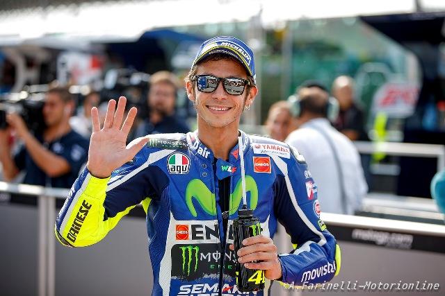 MotoGP Misano: Parola a Pedrosa, Rossi e Lorenzo al termine della gara