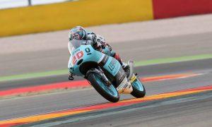 Moto3 Aragon, FP3: Quartararo è il più veloce, Bulega è quinto