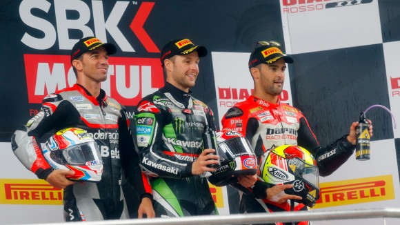 Superbike Magny-Cours: Round cruciale per Rea e Sykes