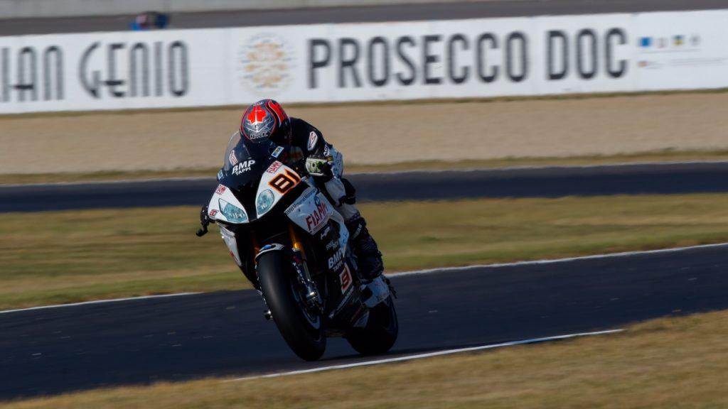 Superbike, Lausitzring, Free Practice 1: Torres parte da leader