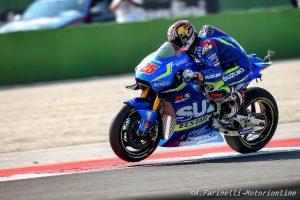"""MotoGP Misano: Maverick Vinales """"Lo scorso anno fu dura qui, stavolta sono vicino ai piloti più veloci"""""""