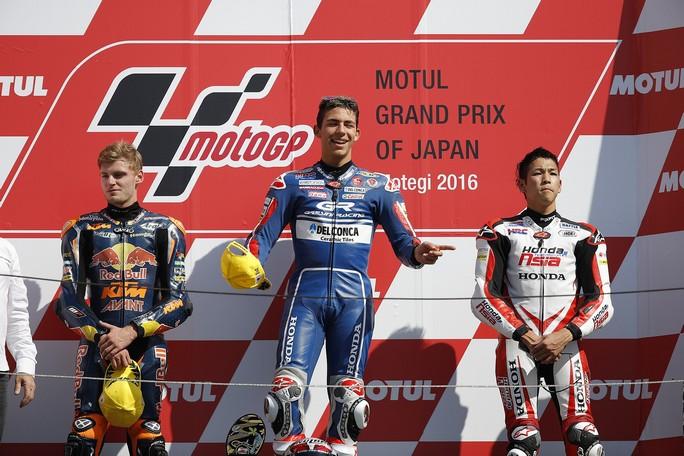 Moto3 Motegi: Bastianini super, vince in Giappone