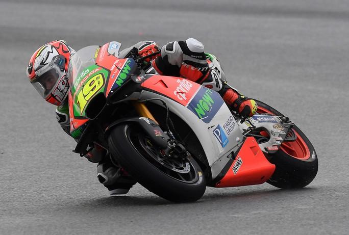 MotoGP Sepang: Bautista 7° eguaglia il miglior risultato stagionale Aprilia
