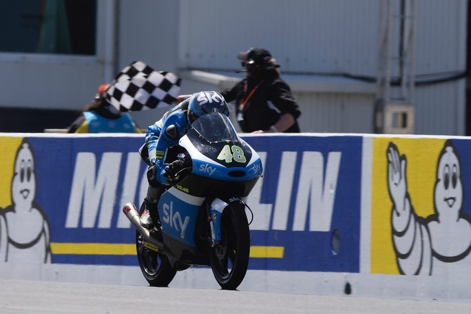 Moto3 Philip Island: brutta domenica per lo Sky Racing Team VR46