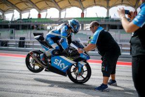 Moto3 Sepang: sorpresa Dalla Porta 4°, Bulega 13° e Migno 26°
