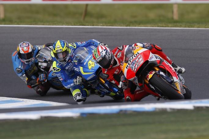 MotoGP Philip Island: Nicky Hayden ancora veloce, 7° tempo in qualifica