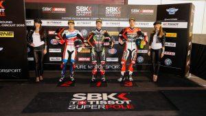 Superbike Losail, Tissot-Superpole: è di Rea l'ultima pole dell'anno