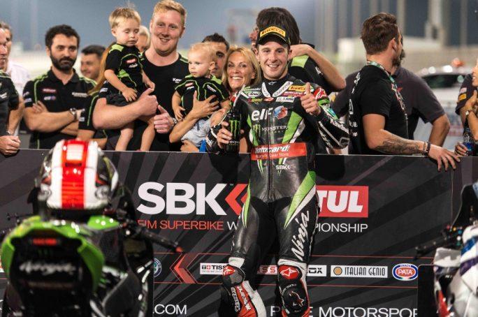 Superbike Losail, Gara1: Jonathan Rea si conferma Campione del Mondo