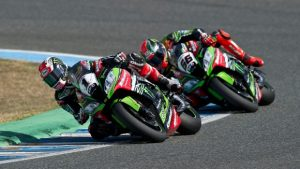 Superbike Losail: Jonathan Rea e Tom Sykes all'atto finale