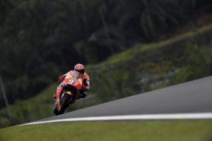"""MotoGP Sepang: Marc Marquez 4°, """"E' stata una buona giornata"""""""