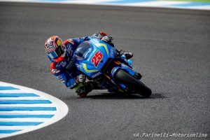 """MotoGP Motegi: Maverick Vinales """"Qualifica deludente, se sapevo che Rossi mi era incollato rallentavo…forse"""""""