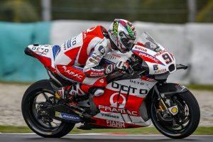 """MotoGP Sepang: Danilo Petrucci 15°, """"E' un peccato aver mancato la Q2"""""""
