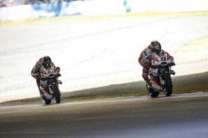 """MotoGP Motegi: Danilo Petrucci 8°, """"E' un buon risultato"""""""