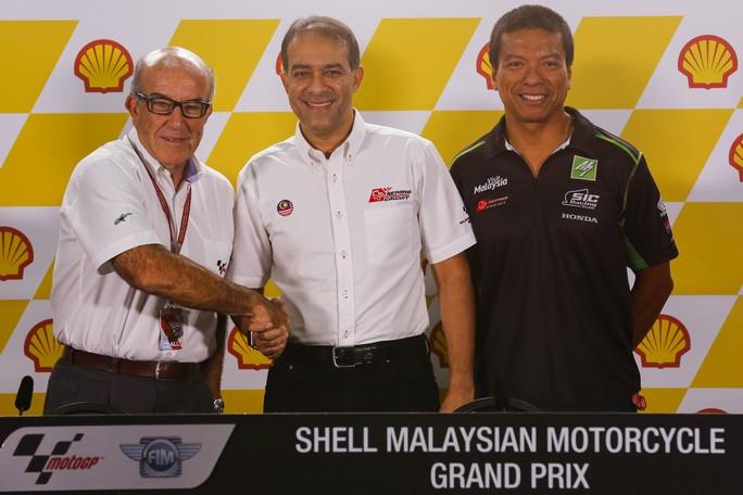 MotoGP: contratto con il circuito di Sepang rinnovato per altri cinque anni