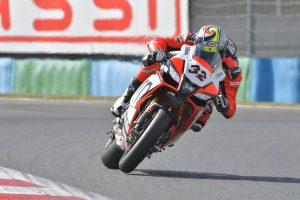 Superbike Magny Cours, Gara 2: Prova consistente per il team IodaRacing