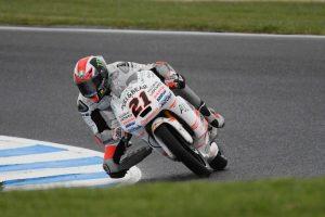 Moto3 Phillip Island, FP3: Bagnaia è il più veloce