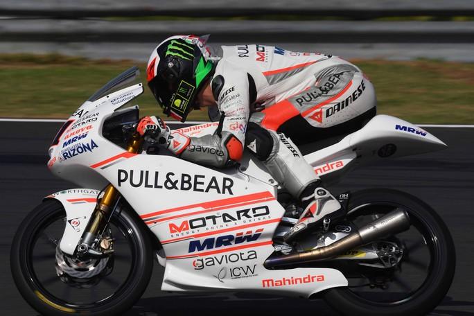Moto3 Sepang: Successo di Bagnaia in una gara ad eliminazione