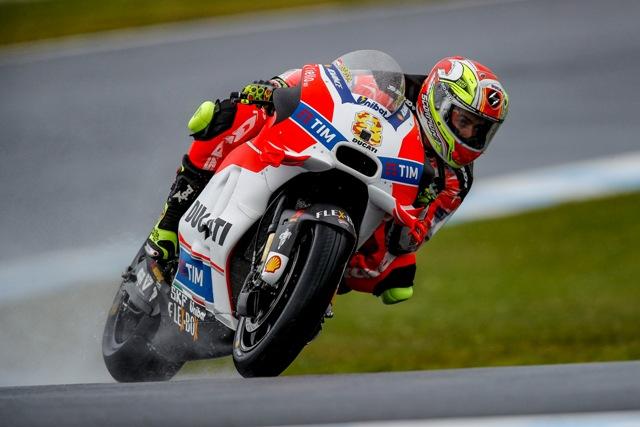 """MotoGP Phillip Island: Hector Barberà """"Giornata complicata, ottima moto ma ancora non la conosco bene"""""""