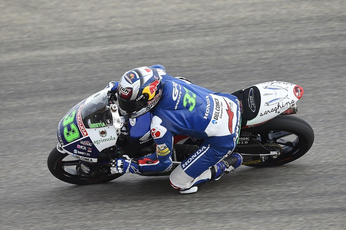 Moto: in Moto3 pole a Ono, Migno secondo