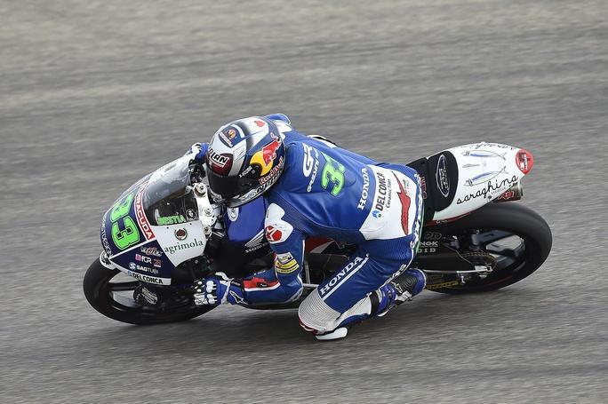 Moto3 Motegi, FP2: Bastianini si prende la vetta