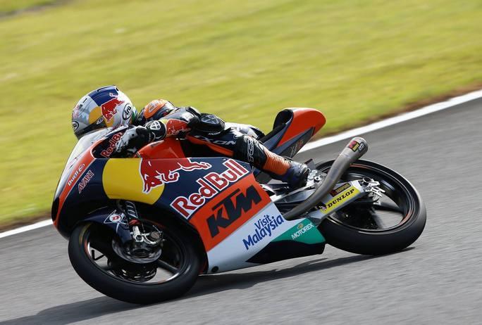 Moto3 Motegi, FP3: Binder al Top, bene Migno e Antonelli