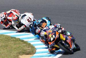 Moto3 Phillip Island: A Binder la pole, Bulega in prima fila