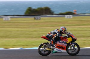 Moto3 Phillip Island: Vittoria per Binder, Locatelli è secondo