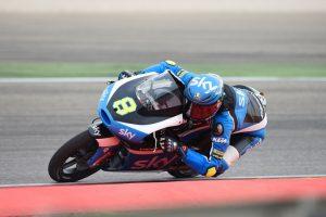 Moto3 Motegi, FP1: Bulega è il più veloce