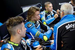 Moto3 Phillip Island, FP1: Meteo protagonista, Bulega è il più veloce