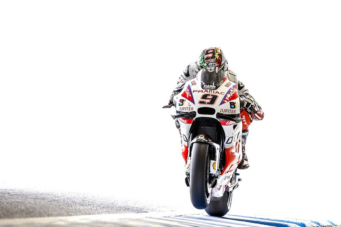 "MotoGP Motegi: Danilo Petrucci, ""Ottimo feeling con la moto"""