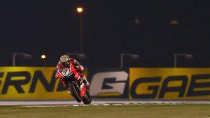 Superbike Losail, Prove Libere 2: Chaz Davies ancora davanti a tutti