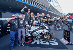 Il Team Althea a Jerez conquista il titolo in Stock1000 con Raffaele De Rosa