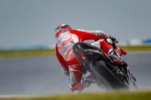 """MotoGP Phillip Island: Andrea Dovizioso """"Contento di come è iniziato il weekend ma vediamo come va domani"""""""