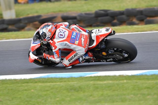 """MotoGP Phillip Island: Andrea Dovizioso """"Soddisfatto della gara di oggi, peccato però non essere salito sul podio"""""""