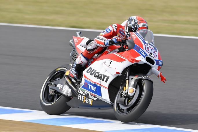 """MotoGP Motegi: Andrea Dovizioso, """"Sono davvero soddisfatto"""""""