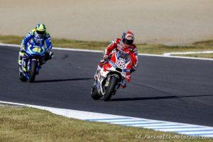 """MotoGP: Andrea Dovizioso """"A Phillip Island con determinazione"""""""