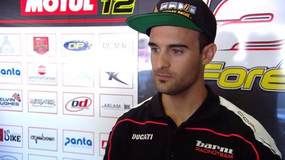 Superbike Jerez, Gara 1: caduta per Xavi Forès