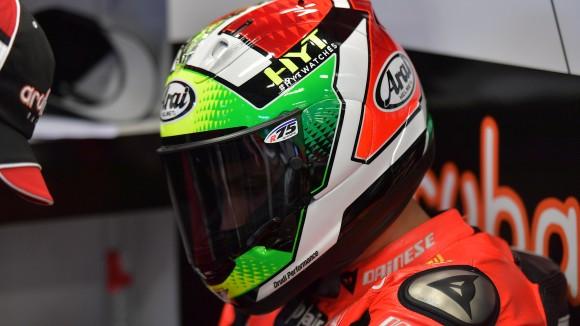 Superbike Magny-Cours: Grande rammarico per Davide Giugliano
