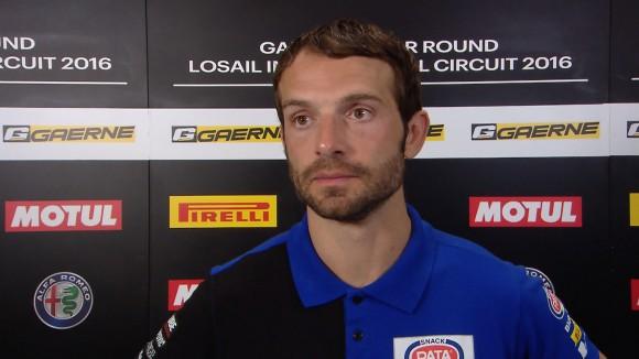 Superbike Losail: Guintoli e Lowes concludono nella top ten le libere