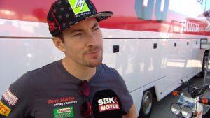 Superbike Jerez, Gara1: buon risultato per Hayden e Van der Mark