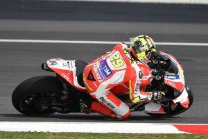 """MotoGP Sepang: Andrea Iannone, """"E' stato un ritorno positivo"""""""