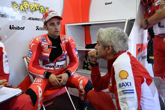 MotoGP: Iannone salta anche Phillip Island, confermato Barberà