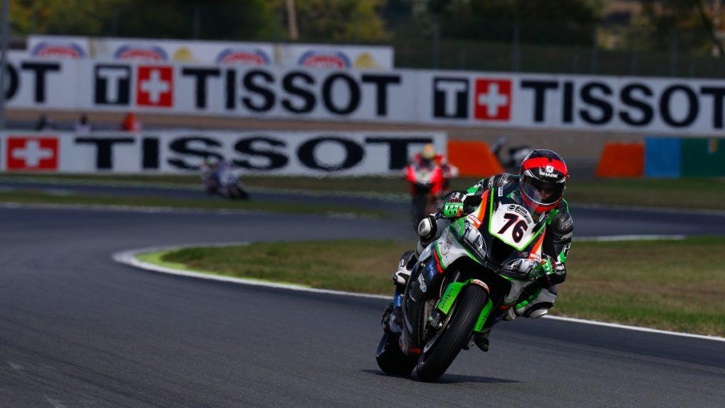 Superbike Magny-Cours, Gara 1: Sorpresa Matthieu Lagrive