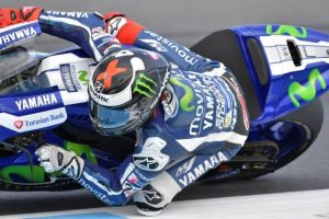 """MotoGP Prove Libere Sepang: Jorge Lorenzo """"Buono il nuovo asfalto però la pista in alcuni punti non si asciuga"""""""